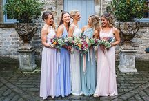 ♡ wedding bridesmaids