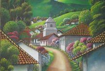 Paisajes de Costa Rica