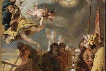 Tiepolo Giambattista . Venezia  1696-Madrid 1770