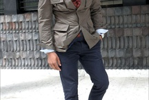 His style