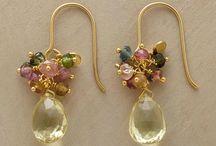 Bead - Earrings / by Nivethetha Sudhakar