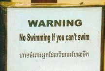 Just keep swimming, swimming, swimming / by Dawn Mulligan