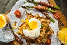 Recipes- Breakfast, savory