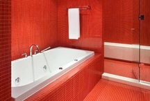 Bold bathrooms / Would you make your bathroom design this bold?