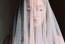 Bridal Look Book Shoot - Moody
