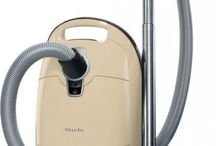 Miele Vacuums / Miele has been making state-of-the-art home appliances since 1899. Their canister and upright vacuum cleaners will help you care for all aspects of your home. Miele's advanced, technologically-superior filtration systems also improve the quality of air in your home.