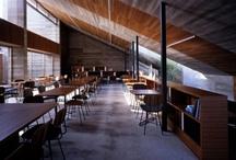 cafe&restaurant / インテリアが素敵なカフェとレストラン