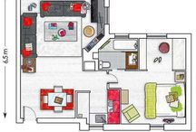 Apartment Living / by Jillian Taylor