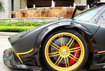 Cars, Pagani / Pagani Cars