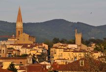 Tuscany / Photos of the Valtiberina, Eastern Tuscany, Italy.