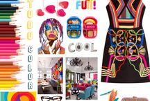 Fashion moodboard / Https://treintaycool.com