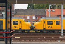 Spoorwegen  Nederland / Spoorwegen
