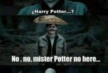 Potterhead? Guilty / by Morgan Severeid