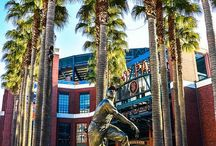 AT&T ball park / This ballpark is amazing. Everyone who has gone to a game there, enjoys it every time. / by Chey