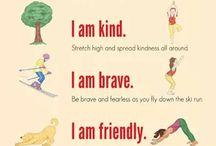 Barn mindfullness