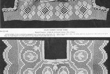 Crochet vintage inspiration
