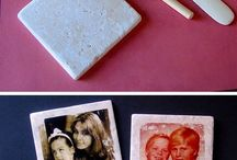Photography frames / Frames, transfers