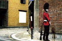 London Street Art / Not Graffiti as We Know it...