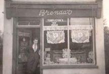 Brenda's through the years