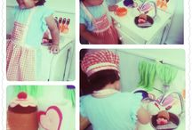 Actividades Con Sofía / Actividades para hacer en casa con niños