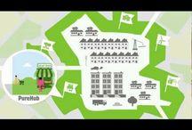 Effectief Samenwerken voorbeelden in Brabant / Inspiratie, om van te leren / by Monique Roosen
