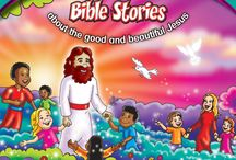 Joy!Kids Range / The Joy! Kids Bible series is based on 1 Thessalonians 5:16. Rejoice always. God's children should ALWAYS live Joy-filled lives. Each story is accompanied by a prayer to help children connect with God; as well as a Christian value that reinforces the story. Target Market: Children 4-7 years old