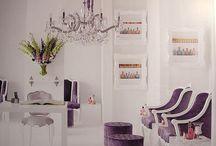 Salon de uñas decoración / My future business needs a great decoration / by CHio