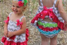 Baby Girl Rosier / Preparing for our little princess!