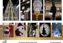 Christmas World / Festive lights, Feestverlichting, Christmas decoration, kerstdecoratie