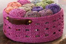 Crochet & Knitting ideas