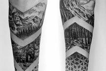 Sabastian's tattoo ideas