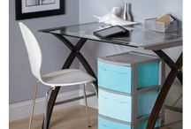 Work spaces / by Alla