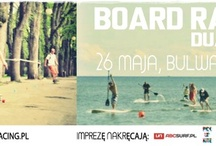BOARD RACING. DUATHLON / 26.05, Gdynia, Poland - Free for all!
