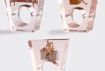 rings / by Casakiro Joyas
