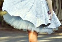 Dresses - tulle