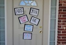 Gender Reveal Party Ideas / by Jacqueline Cooke