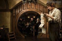 Concerning Hobbits / by Misty Lantrip