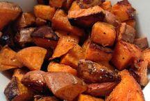 Healthy Sides: Sweet Potato