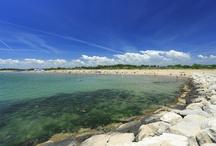 La spiaggia del Ca' Pasquali