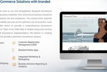 Cloud-based e-Commerce Solutions with branded Mobile Apps