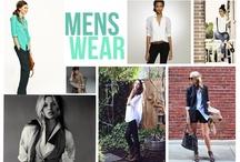 Fall Trend: Menswear For Women