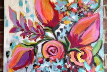 Art -flowers