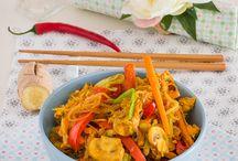 """Cocina oriental """"Olivas en la cocina """""""