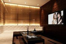 Karoke interior