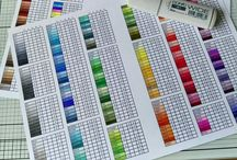 My Copic Colouring Booklet