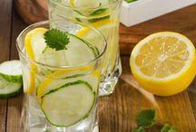 slaná vodu pit