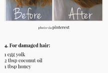 damaged hair