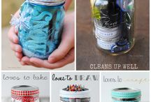 Gifts in a Jar / by Pru Beyer