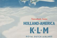 KLM posters