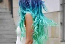 Hair Beautiful / Se minha deixasse pintar o cabelo!!